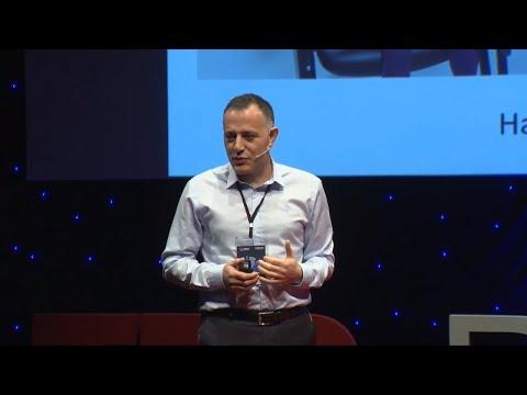 Thinking About Fatherhood And Manhood   TEDxReset   Hasan Deniz
