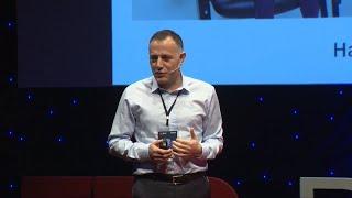 Thinking About Fatherhood and Manhood | TEDxReset | Hasan Deniz