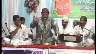 Azim Naza Vs Chote Majid Shola ll Murud Qawwali ll Part-1