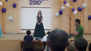 Трогательный стих маме на выпускной! Выпуск 2017!