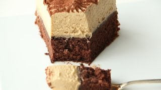 Coffee Mousse Cake recipe