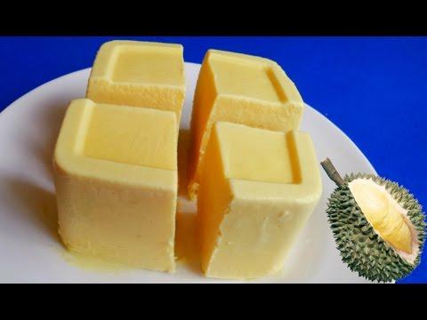 Cách làm KEM SẦU RIÊNG thơm ngon và mát lạnh quá đã - Món Ăn Ngon