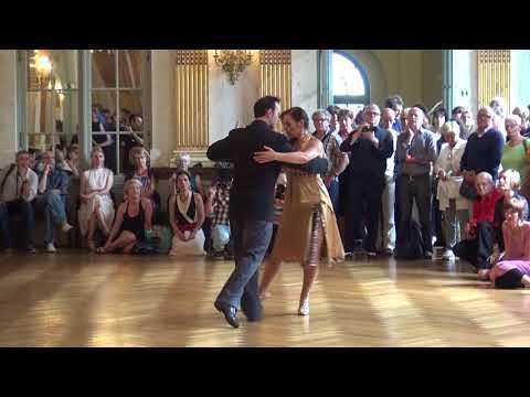Oliver & Marisa dancing neotango @ Brussels Parliament