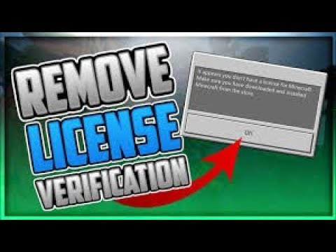How to fix Minecraft licensing error on android!!