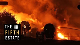 Justice Derailed : The Lac-Mégantic Disaster - The Fifth Estate