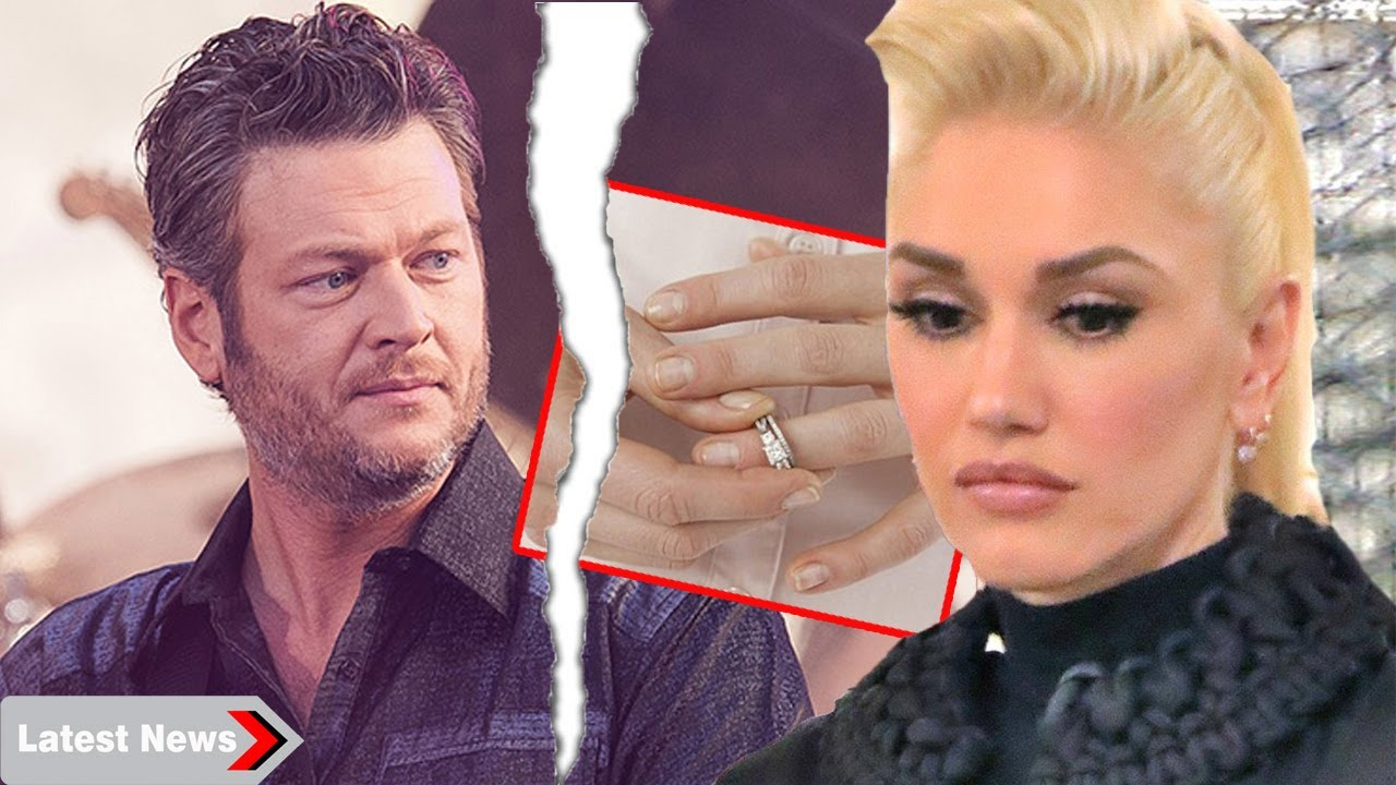 Returning engagement ring... How Blake Shelton fell out of love with Gwen Stefani