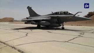 الملقي ووزيرة الدفاع الفرنسية يبحثان القضايا المشتركة والحرب على الإرهاب - (19-7-2017)