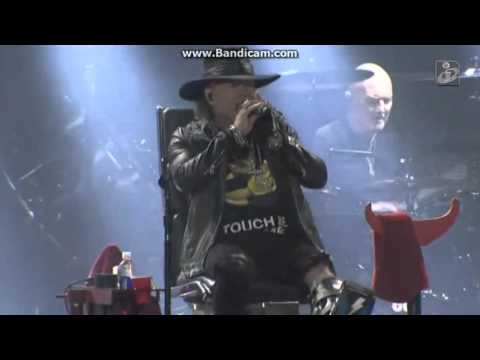 AC/DC with Axl Rose - Rock or Bust ( PROSHOT ) - Live in Lisbon 2016