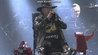 Скачать AC DC With Axl Rose Rock Or Bust PROSHOT Live In Lisbon 2016