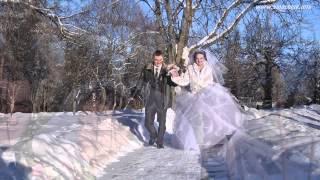 Весільний кліп. Юрій та Іванка. volochisk.info