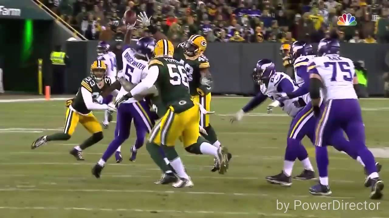 NFL 2015-16 Highlights - YouTube