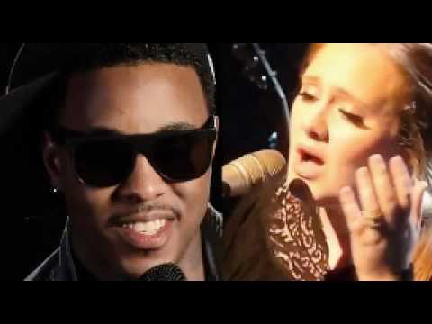 Adele & Jeremih - Rumour Has It [Duet Version]