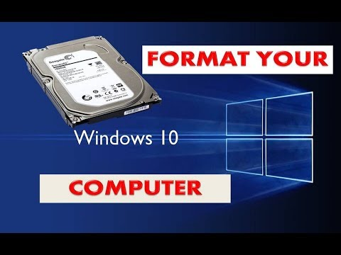 How to format your PC and Clean Install Windows 10- Use bootable USB/DVD