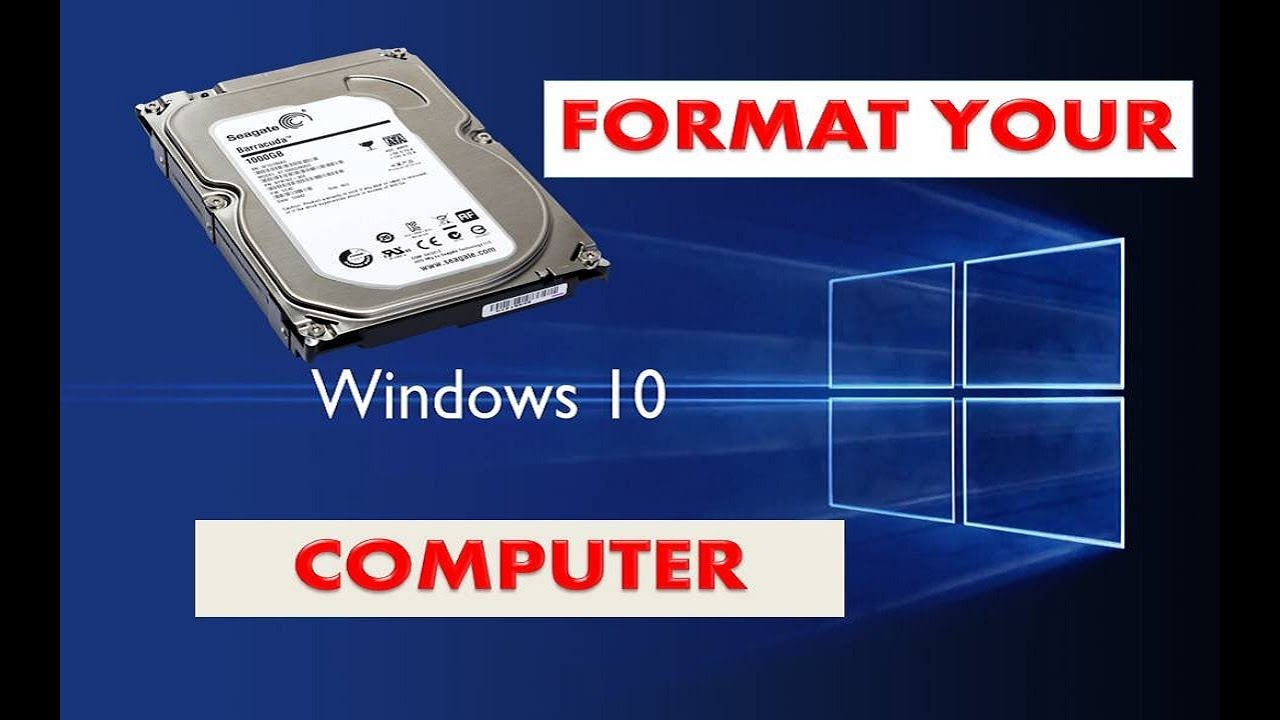 Image result for Format your PC