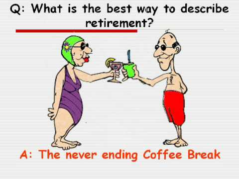 why i like retirement