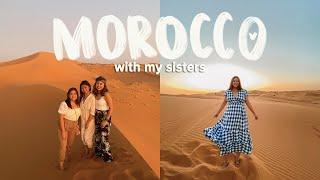 5 Days in Morocco + Luxury Camping in Sahara Desert!! (IPHONE11 PRO VLOG)   Jammy Cruz