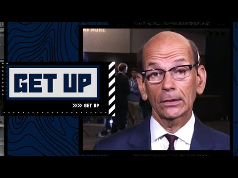The Big 12 is done when Texas and Oklahoma move to SEC - Paul Finebaum | Get Up