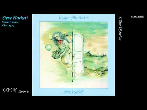 06 Steve Hackett + Phil Collins - Star Of Sirius (Voyage Of The Acolyte) | HD 1080p | (Remaster)
