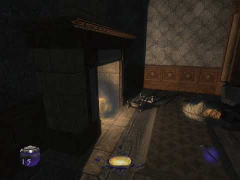 how to play thief deadly shadows third person