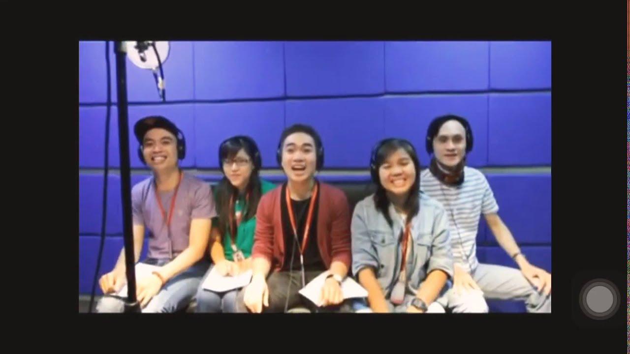 Gặp gỡ nhóm lồng tiếng Thám Tử Lừng Danh Conan (HTV3)