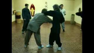 Школа китайских боевых искусств. Москва.   功夫  武術