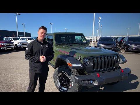 2020 Jeep Wrangler Rubicon Sarge Green With Joel Kocak Youtube