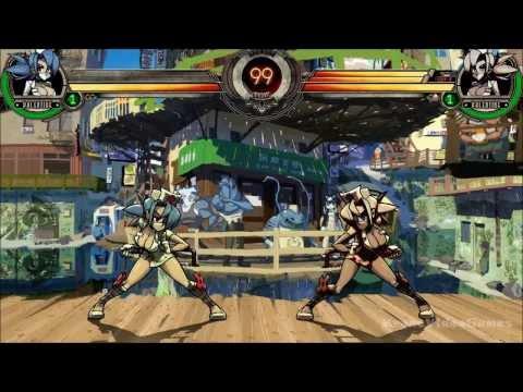 Skullgirls Gameplay (PC HD)