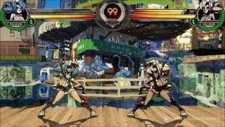 Skullgirls Gameplay (PC HD)