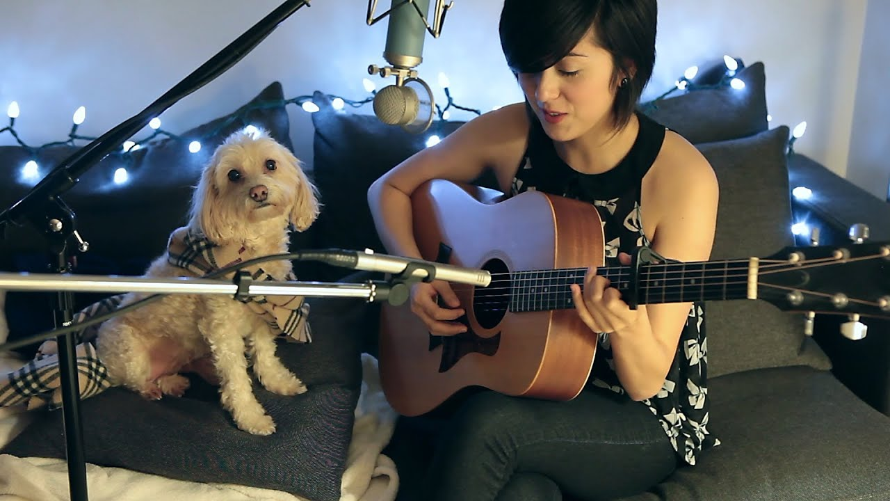 Have Yourself a Merry Little Christmas (Cover) by Daniela Andrade ...