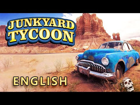 Junkyard Tycoon - Car Business Simulation Game