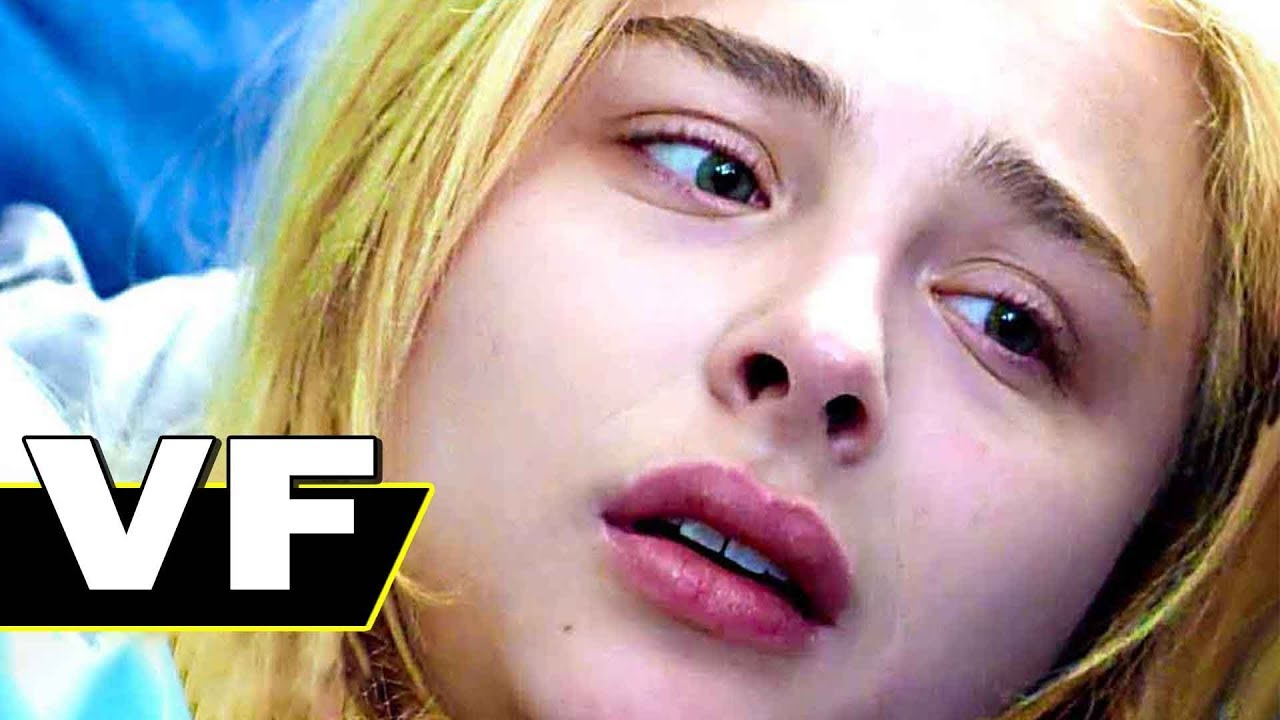BRAIN ON FIRE Bande Annonce VF (Chloe Grace Moretz, Netflix 2018)