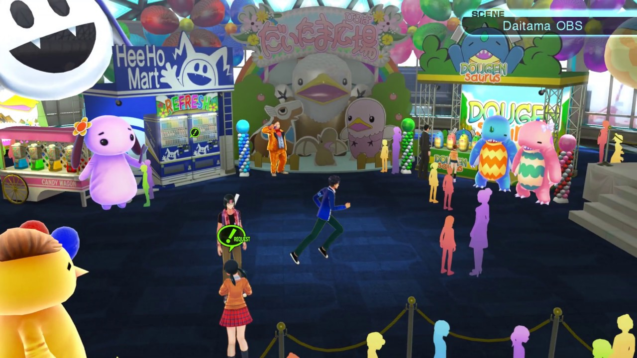 CEMU 1 15 2 - Tokyo Mirage Sessions #FE 60 FPS Graphics Pack
