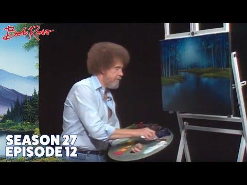 Bob Ross - Forest River (Season 27 Episode 12)
