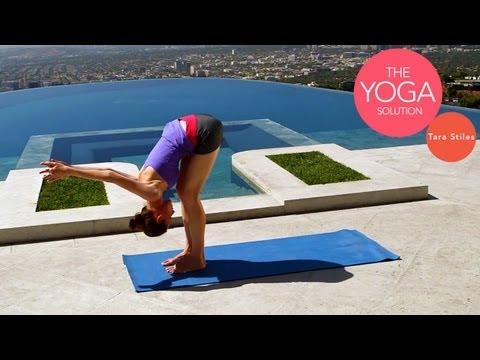 Intense Cardio Workout   Part 1   The Yoga Solution With Tara Stiles