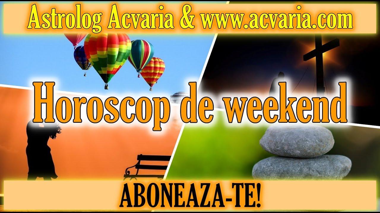 Horoscopul de WEEKEND 25-26.07.2020 * Vezi in TIMELINE zodia natala si zodia ascendenta