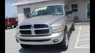 2004 DODGE RAM!! Test Drive & REVIEW!!!!!