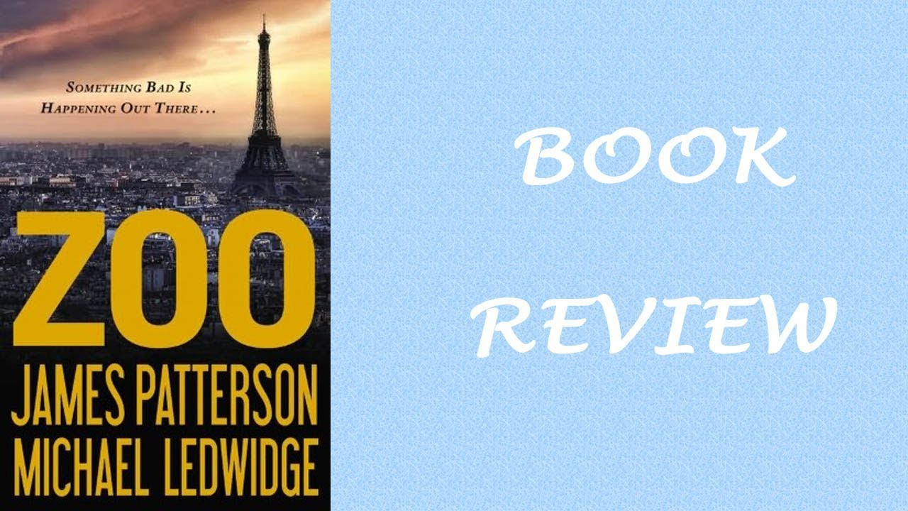 James Patterson Zoo Book