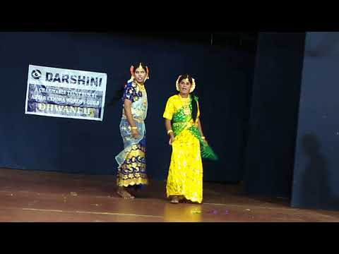 dance performed by visually challenged persons