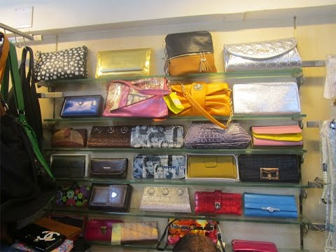 Women Handbag Demo @ Get Noticed Bangalore | ShoppingAdviser