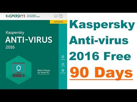 Kaspersky Free Trial
