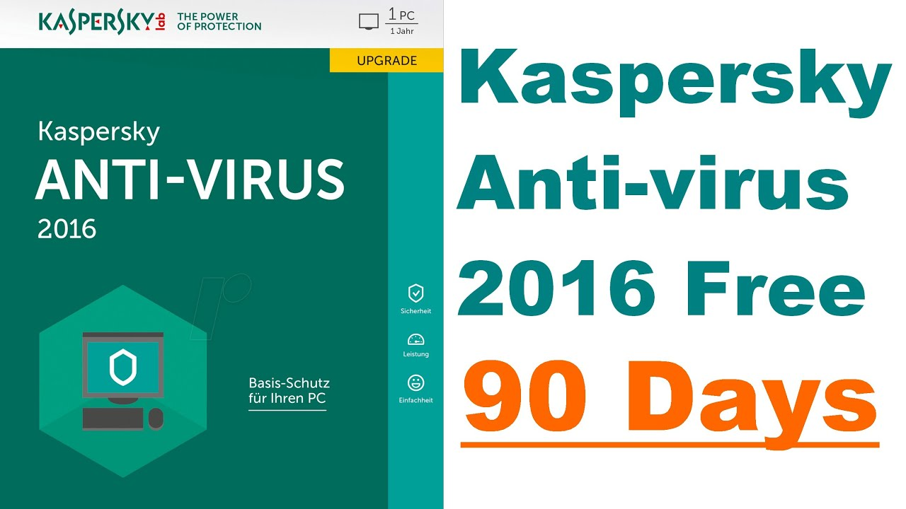 Kaspersky antivirus 2016 free trial 90 days download Online antivirus download
