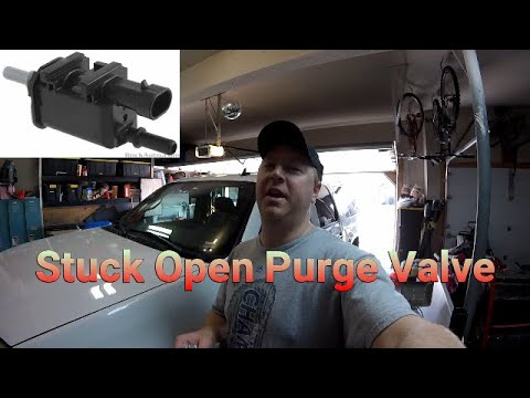 How To Replace A EVAP Purge Valve On A GM Truck or SUV