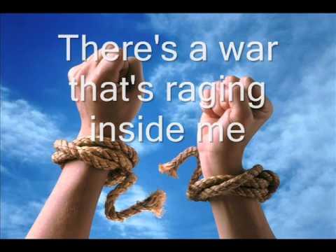 My Own Worst Enemy --Casting Crowns w/lyrics