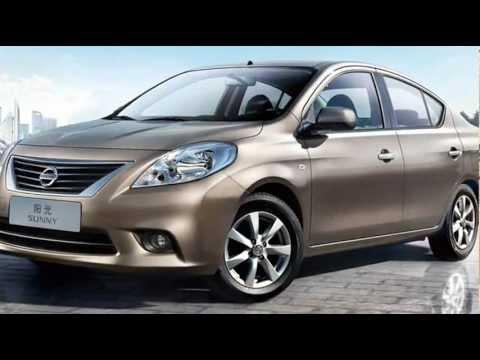 Nissan Sunny History 1992-2012
