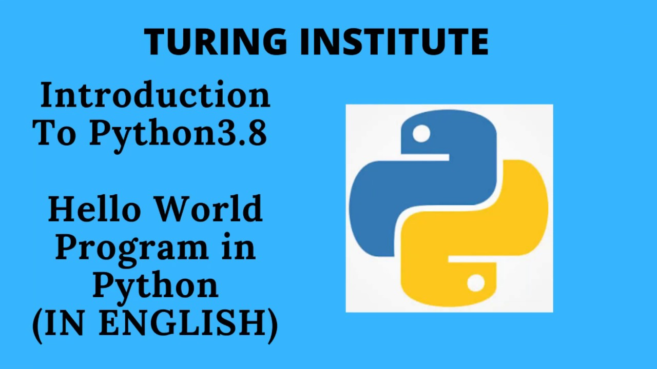 Python For Machine Learning & Data Science - How To Write ...