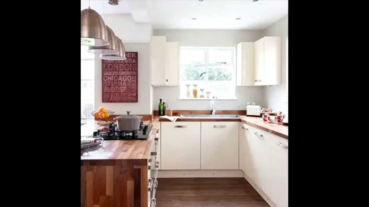Kitchen arrangement ideas youtube for Kitchen ideas for small houses