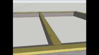 Урок 5 Проектирование дома в SketchUp(1. Рисуем фундамент 2. Рисуем обвязку, лаги пола и перекрытие P.S. По непонятным причинам в видео не отображают..., 2014-06-12T07:53:31.000Z)