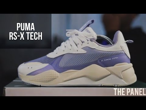 Puma RS-X Tech - A Trainer Conversation - YouTube