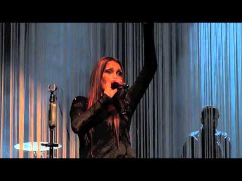 """ANNA OXA: """"Donna con te"""" live @ Oxa History Tour"""
