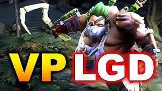 VP vs LGD - Impressive Semi-Final - SUMMIT 7 DOTA 2